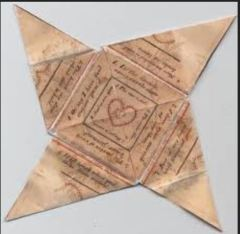 puzzle purse valentine