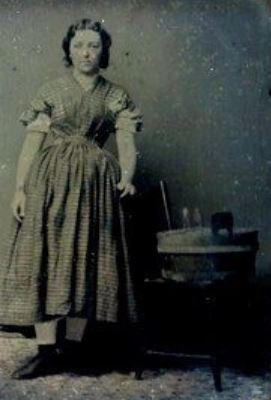 Civil War Washer Woman