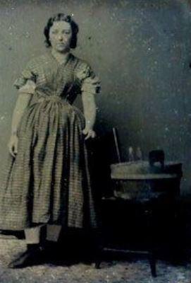 washwoman